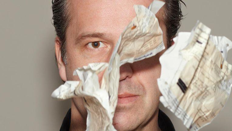 Bas Haan: 'Liegen is liegen, feiten zijn feiten. Journalisten zouden veel minder bang moeten zijn.' Beeld Daniel Cohen