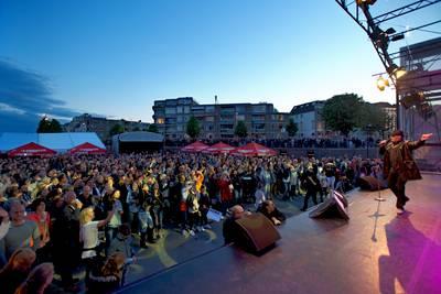 Spanjaardsgat Festival Breda: mix van genres en emoties