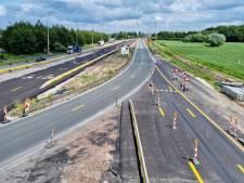 Werken aan Euro-Silo gaan nieuwe fase in: fietssnelweg heropent, maar afslagstrook wordt afgesloten