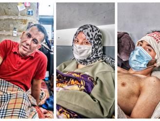 """""""Ik voel me eigenlijk in alles een gewone Belg. Alleen ben ik het niet"""": zij houden een hongerstaking in Brussel"""