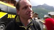 """Merijn Zeeman, sportieve baas Jumbo-Visma, uit de Tour gezet wegens beledigen UCI-official: """"Ik ben er kapot van"""", ook Van Aert beboet"""