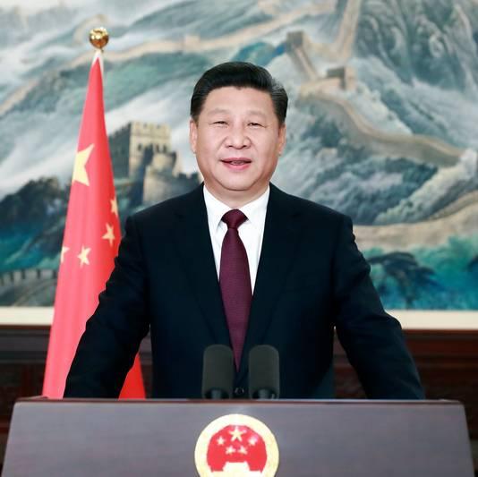 Le président Xi Jinping