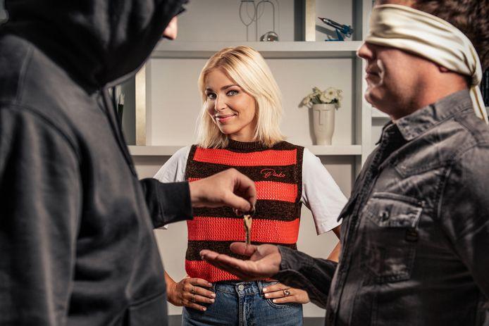 Julie Van den Steen leidt 'Welkom in de familie' in goede banen.