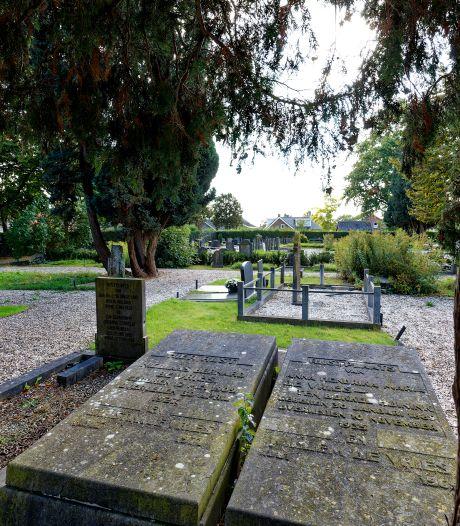 Hoe een doffe parel in Rossum weer glans krijgt; stap voor stap groeit het gravenpark