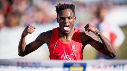Isaac Kimeli kroont zich verrassend tot Belgisch kampioen veldlopen