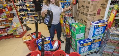 Kruidvatwinkel opent met gratis winkelen voor goed doel