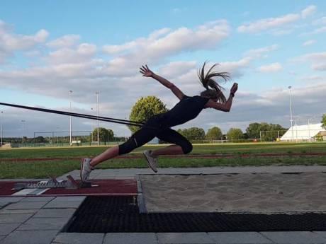 De Arnhemse jaren van Femke Bol; 'Slungelig meisje' is nu wereldtopper