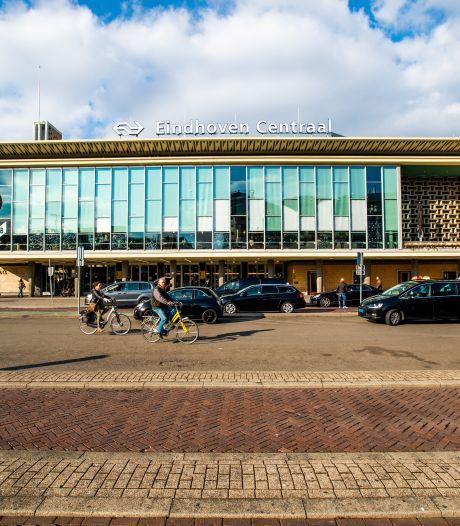 Werkzaamheden aan het spoor rondom Eindhoven centraal
