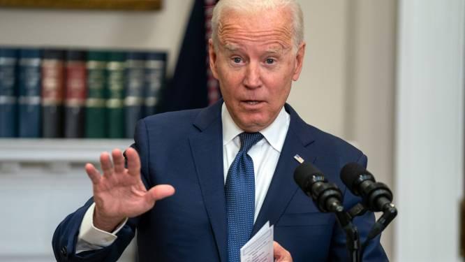 """Medewerkers Biden """"te bang"""" om hem te vertellen dat hij ongelijk had over Afghanistan"""
