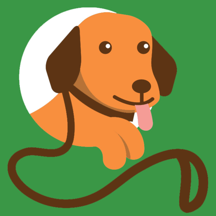 Logo hondjeuitlaten.nl.