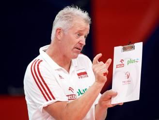Vital Heynen met Polen op koers voor goud op EK volleybal