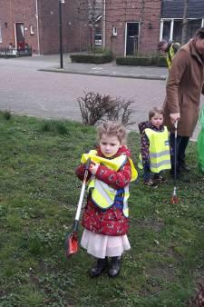 Priknickdag in Raamsdonksveer: 'Wie gooit er nou een oplader op straat?'