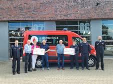 Windmolenpark net over Duitse grens bij Rekken schenkt geld aan jeugdbrandweer en onderzoek naar taaislijmziekte