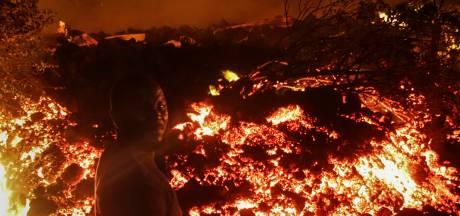 Impressionnante coulée de lave au Congo: 5 morts