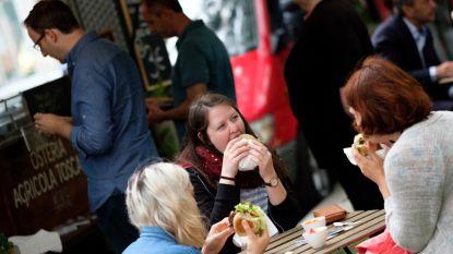 Brussels Food Festival palmt Oudergem in