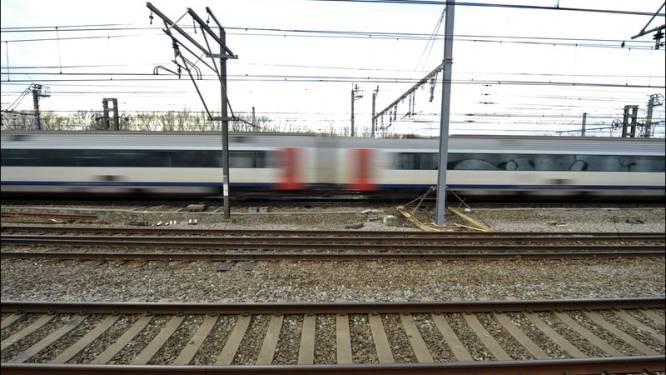 Frontale treinbotsing vermeden in Sint-Genesius-Rode