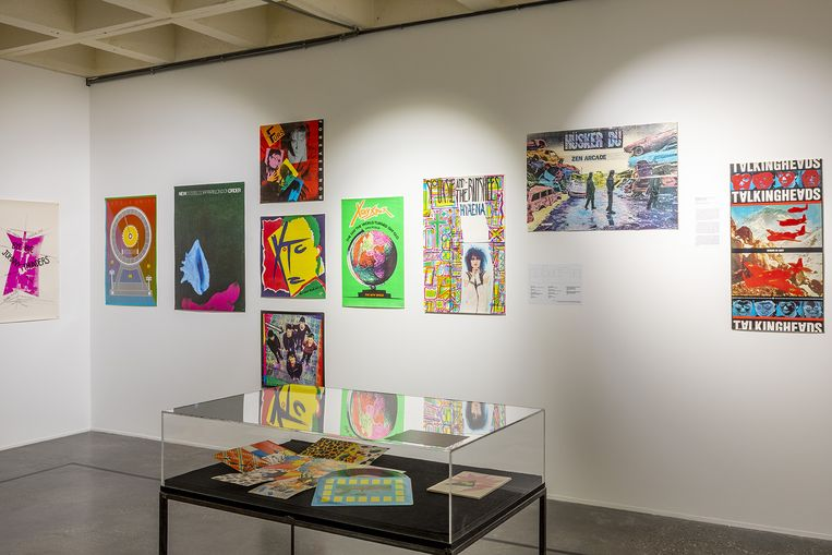 'Punk Graphics' (Brussels Design Museum/ADAM). Beeld Vincent Everarts