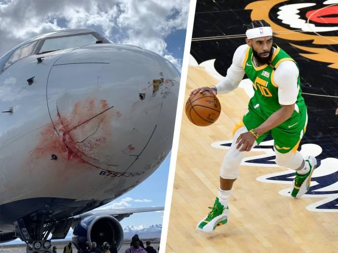 """NBA-leider Utah Jazz ontsnapt aan vliegramp: """"Spelers begonnen al berichten te sturen naar familie"""""""