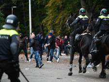 Politie: geen aanwijzing dat Roemeense hooligans betrokken waren bij rellen NEC - Vitesse