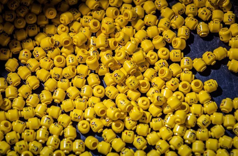Vorig jaar produceerde Lego wereldwijd het ongrijpbare getal van 17 miljard blokjes, steentjes en andere bouwstukjes. Beeld ANP