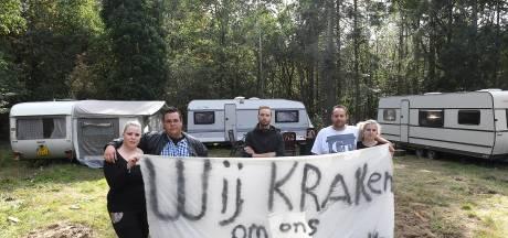 Op deze plekken in Cuijk keren de woonwagens terug