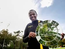 Serero zit bij Vitesse weer vol van plezier