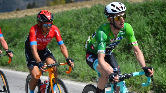 Simon Yates eindwinnaar Ronde van de Alpen, aanval loont in slotrit voor Grossschartner