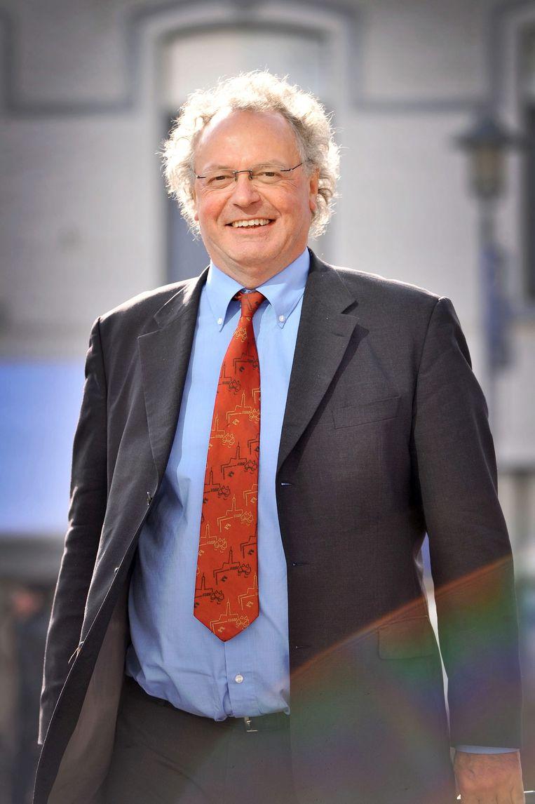 Emeritus hoogleraar rechtspsychologie Peter van Koppen (Vrije Universiteit Amsterdam): 'Mijn advies is: stop daarmee. Deze methode deugt niet.' Beeld BELGA