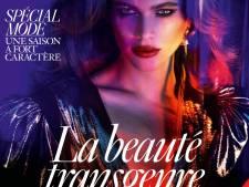 La surprenante beauté en couverture de Vogue