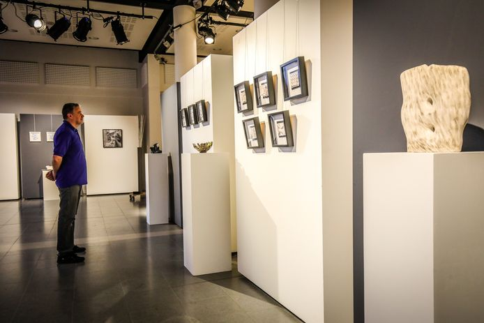 Middelkerke expo studio Meganck