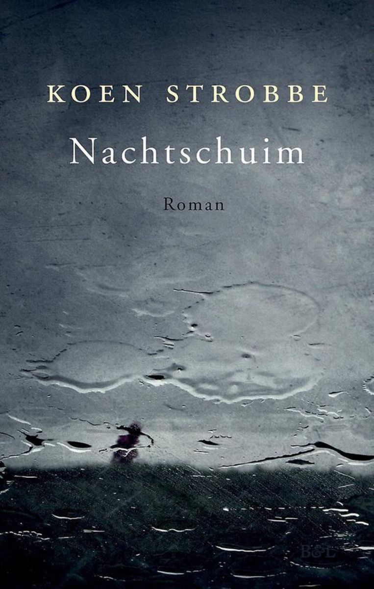 Koen Strobbe, 'Nachtschuim', 332 p., 24,99 euro. Beeld rv