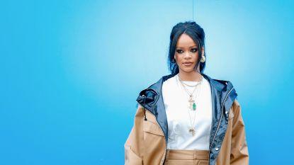 Rihanna krijgt lof voor onbewerkte modecampagne