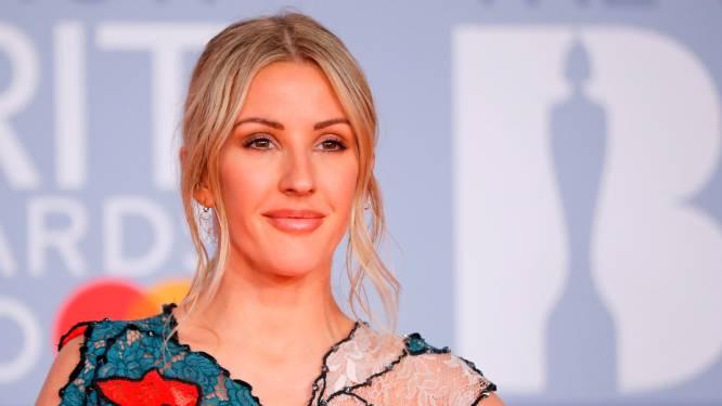 Ellie Goulding onthult de naam van haar kindje