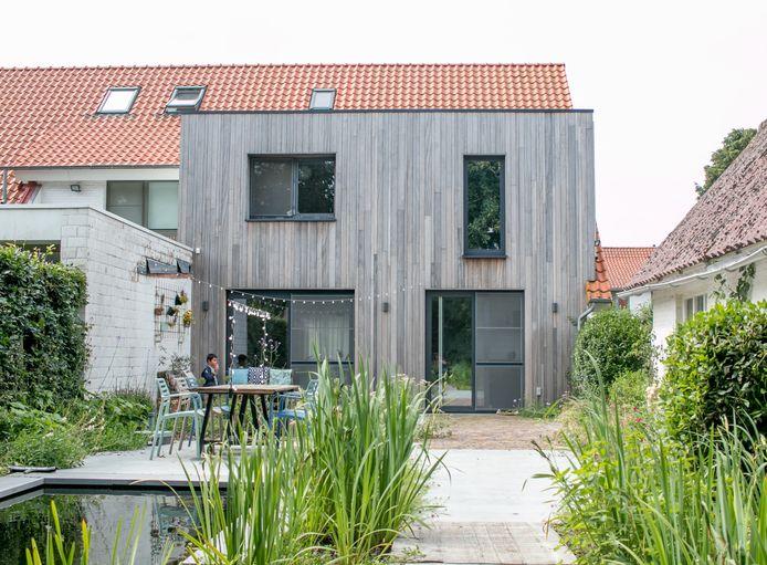 Witte wijk Sint-Niklaas