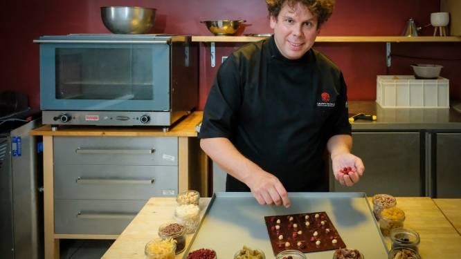 """""""Begonnen in de kelder van mijn grootmoeder"""": Laurent Gerbaud bekroond tot Brussels chocolatier van het jaar"""