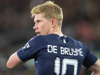 Geen vijf op een rij: Man City en De Bruyne na strafschoppen uit Carabao Cup gewipt