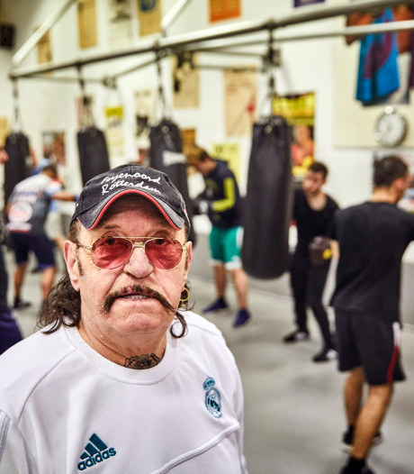 Boksicoon Frans van den Heerik (78) van Boxing '82 overleden