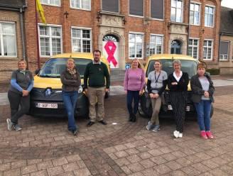 Mobiele poetsteams krijgen elektrische wagens