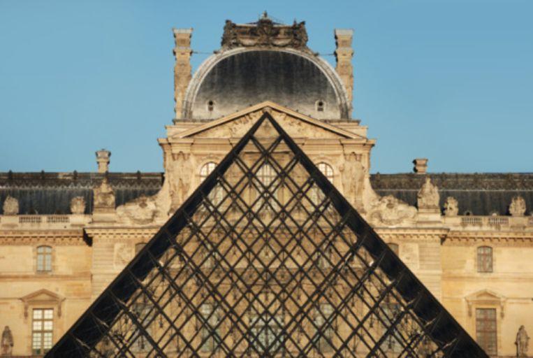 Het Louvre Beeld UNKNOWN