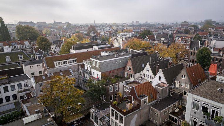 Amsterdam staat boven steden als Zürich en Stockholm Beeld Rink Hof