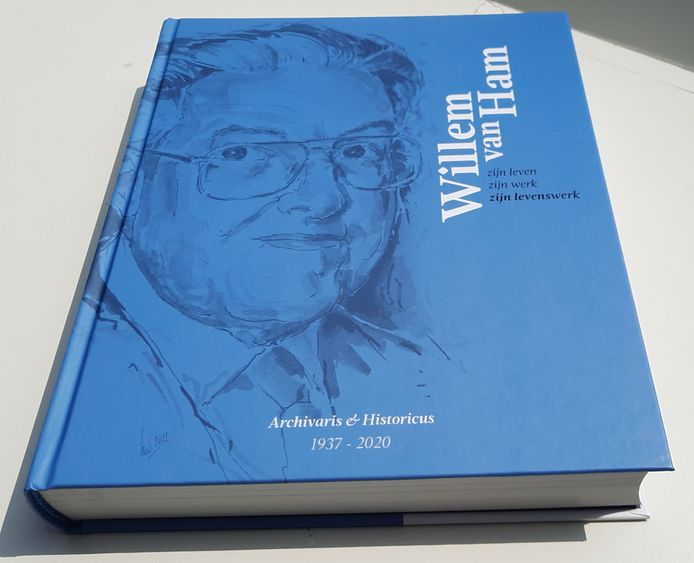 Het boek dat donderdag is gepresenteerd in Den Bosch.