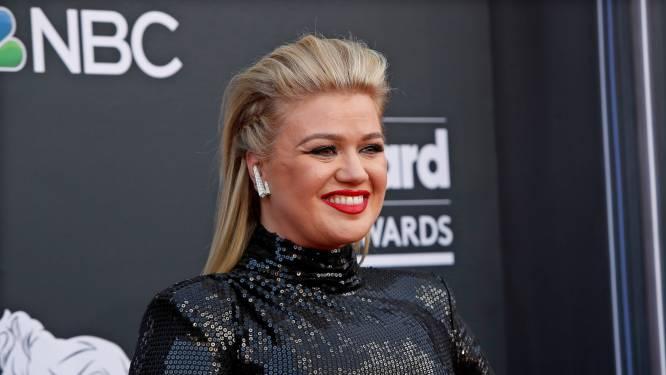 Kelly Clarkson gebruikt haar scheiding als inspiratiebron voor nieuwe nummers