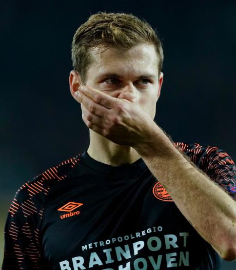 Schwaab na nieuwe dreun voor PSV: 'We zijn diep gevallen'