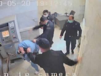 Hackers verspreiden beelden van vechtpartijen in Iraanse gevangenis waar VUB-prof Djalali vastzit