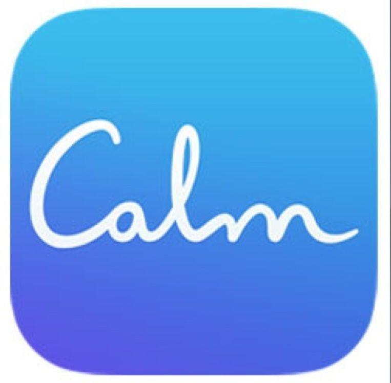 Calm, gratis voor iPhone en Android