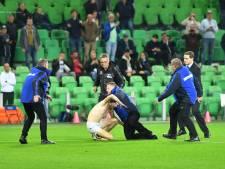 FC Groningen legt fans na 'onacceptabel gedrag' stadionverbod van vijf jaar op