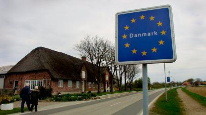 Denen willen hek bouwen langs grens met Duitsland: 70 kilometer lang en 1,5 meter hoog