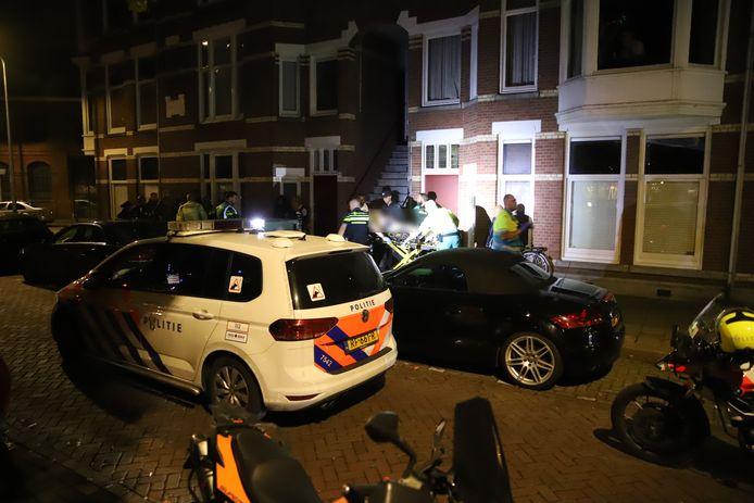Steekpartij Zoutkeetsingel Den Haag