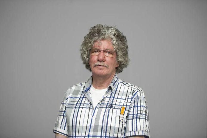 Jozef van Iersel (62) uit Gemonde
