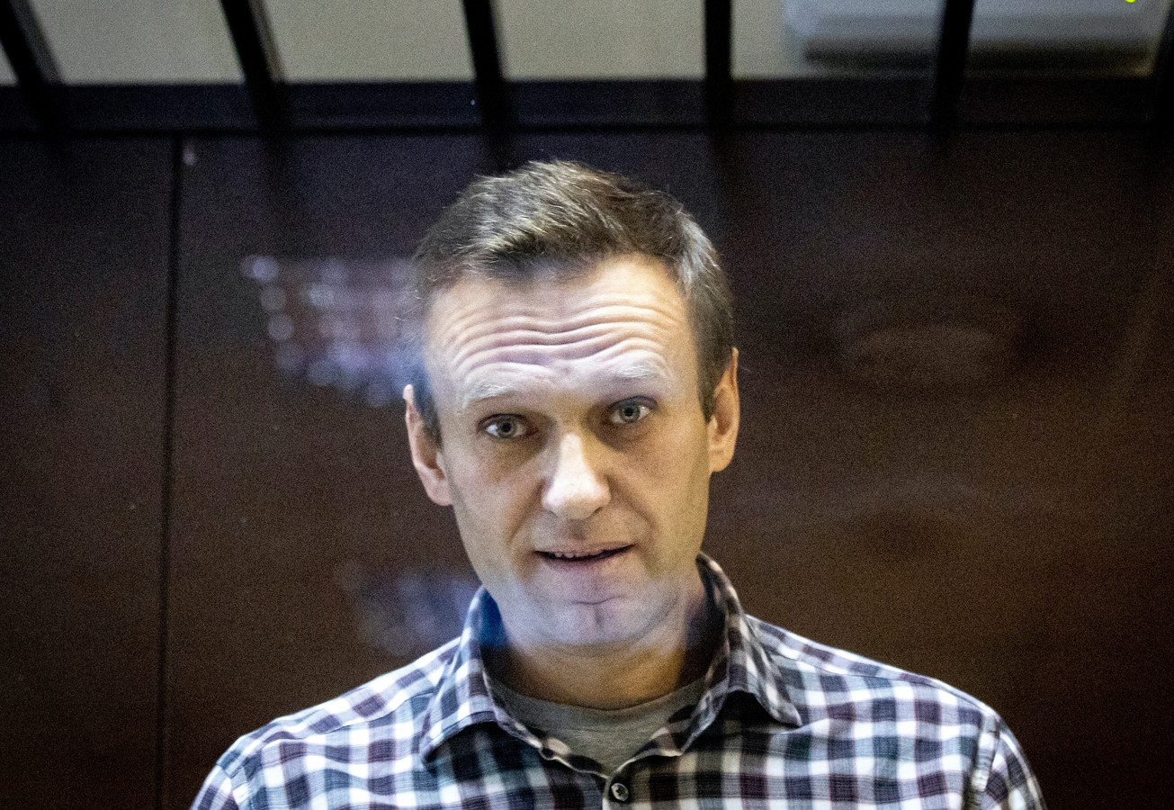 Alexej Navalny.